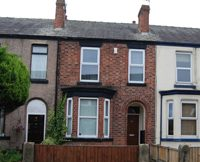 4 bed property, halsall lane, hln57